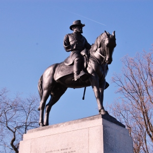 Monument to Maj. Gen. Oliver Otis Howard