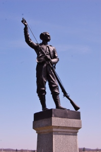 114th PA Monument