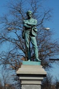 Caspar Buberl, Confederate Monument, Alexandria, VA