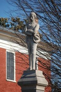 Confederate Monument, Berryville, VA