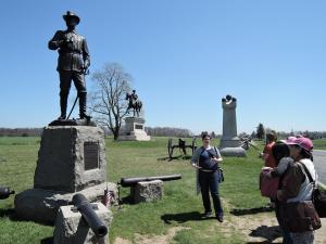 sarah gettysburg tour