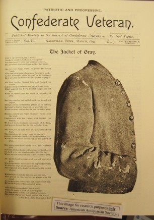 confederate jacket
